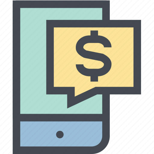 finance, internet banking, mobile, mobile banking, money, payment icon