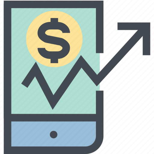 Finance, internet banking, mobile, mobile banking, money, payment icon - Download on Iconfinder