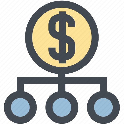business, finance, investment, money, money strategy, plan, shop icon