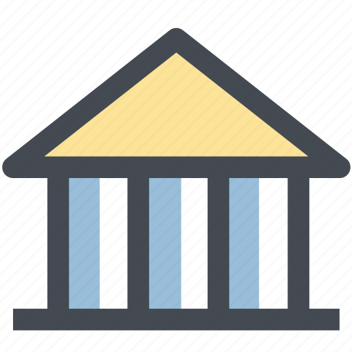 Bank, bank account, banking, building, business, finance, money icon - Download on Iconfinder