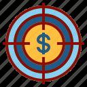 dollar, target