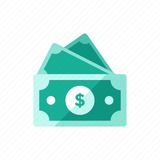banknote, bills, cash, money icon