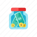 jar, tips icon