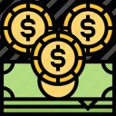 cash, bank, wealthy, budget, monetary