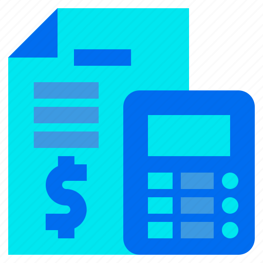business, finance, payment, report, tax icon