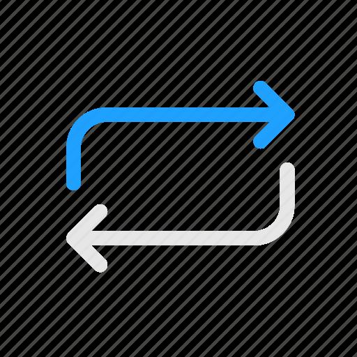 arrow, money, send, transfer icon