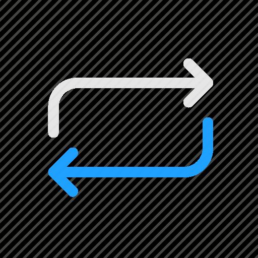 arrow, money, receive, transfer icon