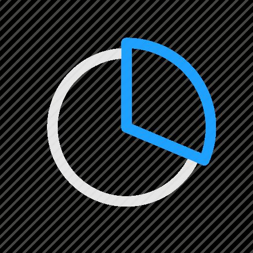business, circle, graph, money, pie, transfer icon