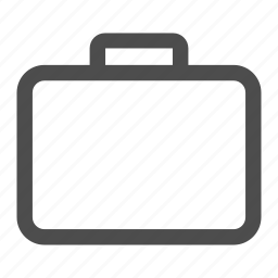 baggage, briefcase, case, luggage, portfolio, suicase, suitcase icon