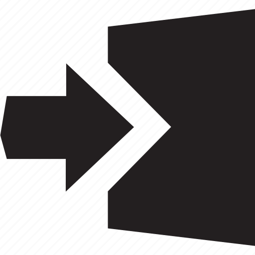 leave, logout icon