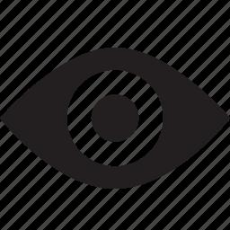 eye, show, view icon