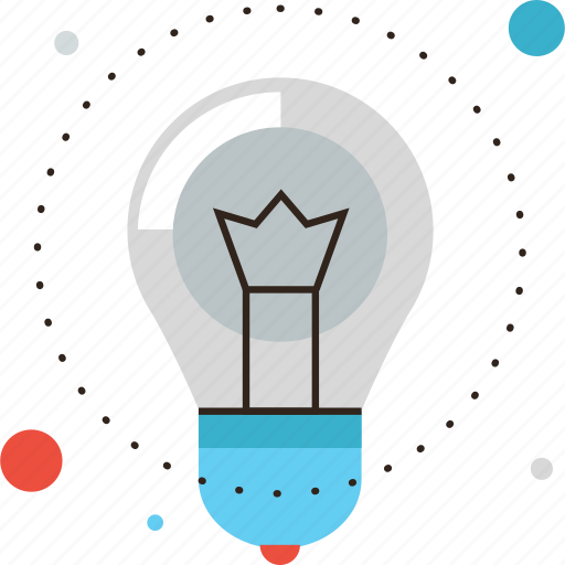 bulb, efficiency, electric, electricity, light, lightbulb, method icon