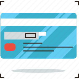 back, bank, banking, card, commerce, credit, debit icon