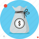 asset, bag, budget, capital, funds, money, savings, wealth icon