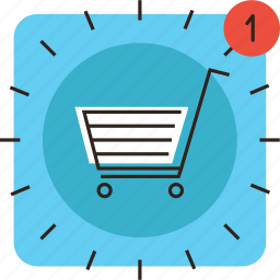cart, checkout, ecommerce, market, order, retail, store icon