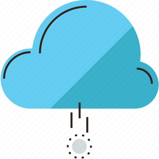 aid, business, cloud, financial, funding, investment, money, platform icon