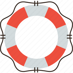 help, insurance, lifeguard, lifesaver, rescue, saver, support icon