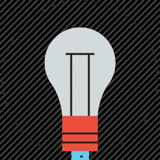 bulb, discovery, electric, idea, inspiration, light, lightbulb icon