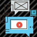 campaign, conent, digital, inbound, marketing, media, social, video, viral