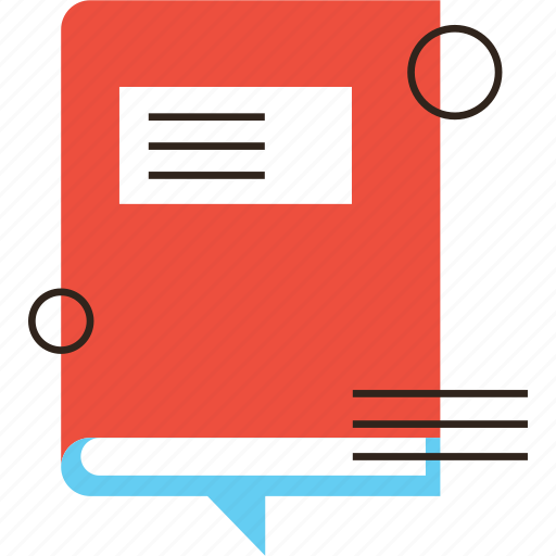 book, education, information, knowledge, learning, literature, science, study icon