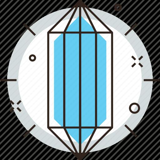 concept, core, crystal, diamond, geometric, jewelry, logo icon