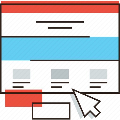 cursor, enter, form, site, web, website icon