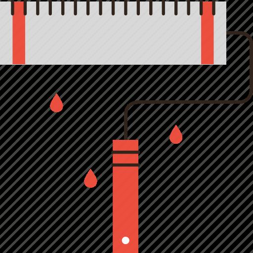 brush, business, decoration, rebrand, rebranding, renewal icon