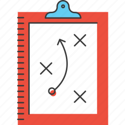 action, board, competition, game, plan, sport, strategy, tactics icon