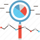 analysis, analytics, chart, data, info, market, stats icon