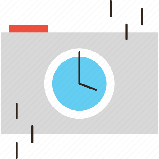 data, database, fast, folder, process, processing, time icon