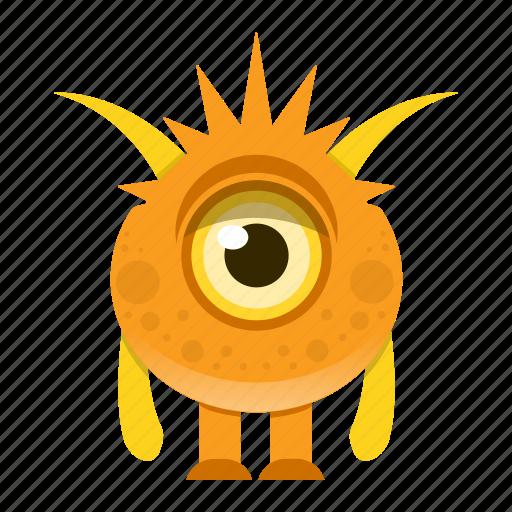 Cartoon, halloween, monster icon - Download on Iconfinder