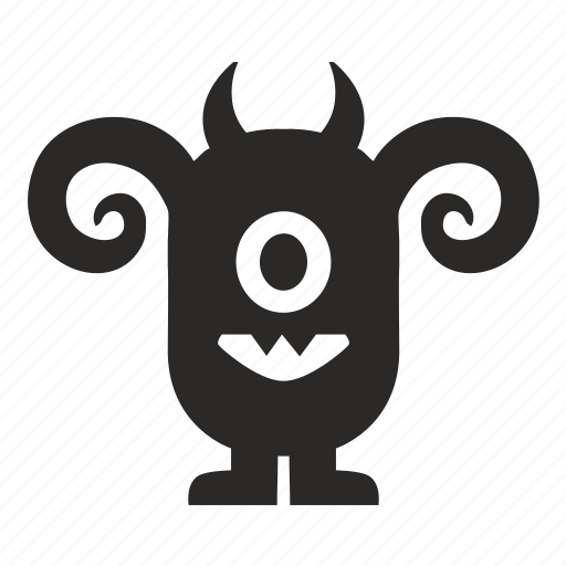 Cartoon, evil, hero, monster icon - Download on Iconfinder