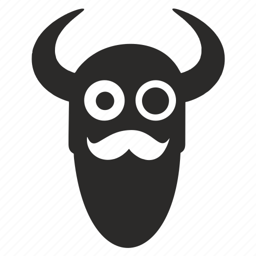 Cartoon, ghost, hero, monster, viking icon - Download on Iconfinder
