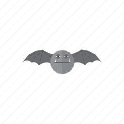 bat, creepy, halloween, horror, monster, scary icon