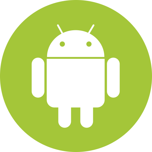android, logo, software, technology icon