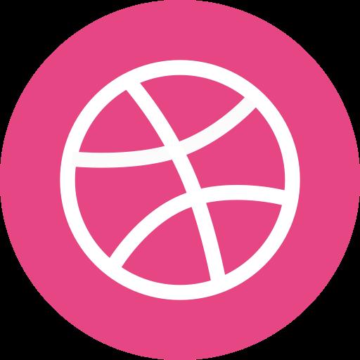 design, dribbble, illustrate, logo, socialmedia icon