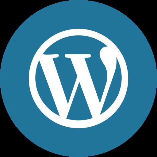 Design, language, logo, website, wordpress icon