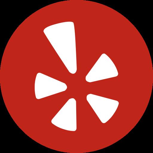 communication, connection, logo, socialmedia, yelp icon