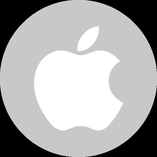 apple, iphone, logo, mobile, smartphone, technology icon