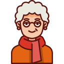 grandma, mothers day, mother, mom, love, family, grandmother icon
