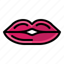 happy, mother, day, woman, lip, mouth