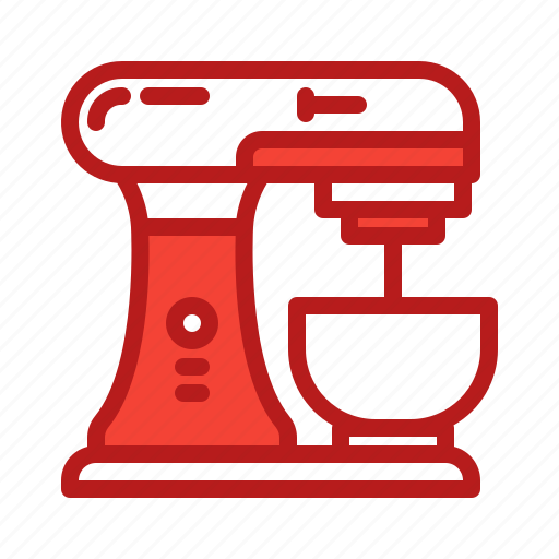 appliance, baking, cooking, furniture, kitchen, mixer, stand icon