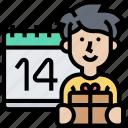mother, day, calendar, holiday, celebrate