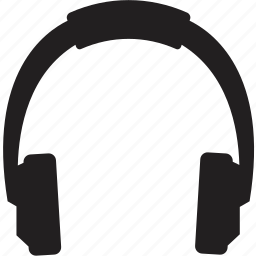 headphones, music, sound icon