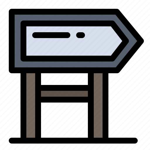 Board, direction, location, motivation icon - Download on Iconfinder
