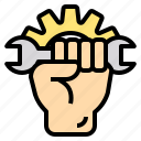 shop, business, automotive, technician, person, repair, transport