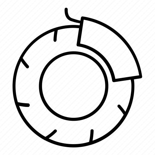 brake, disc, equipments, motor, motorbike, motorcycle, tire rim icon