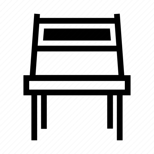 chair, comfortable, decoration, furniture, relaxation, seat, sit icon