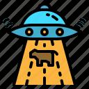 alien, fiction, science, ufo, universe