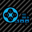 cinema, film, reel, strip, wheel